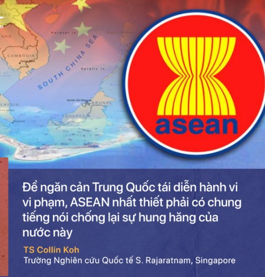 """Đã đến lúc có cách tiếp cận khác với """"cây gậy và củ cà rốt"""" của Trung Quốc ở Biển Đông"""