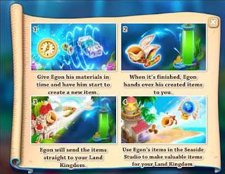 Royal Story Deep Sea Egon's Oddities