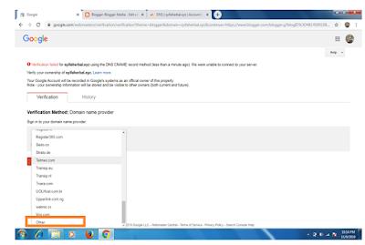 Cara Melakukan Custom Domain TLD IDCloudhost Ke Cloudflare