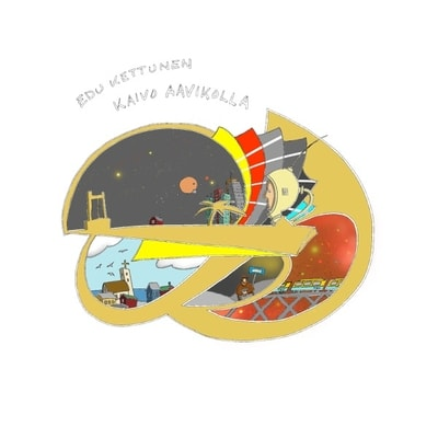 Edu Kettunen - Kaivo Aavikolla (2019) - Album Download, Itunes Cover, Official Cover, Album CD Cover Art, Tracklist, 320KBPS, Zip album