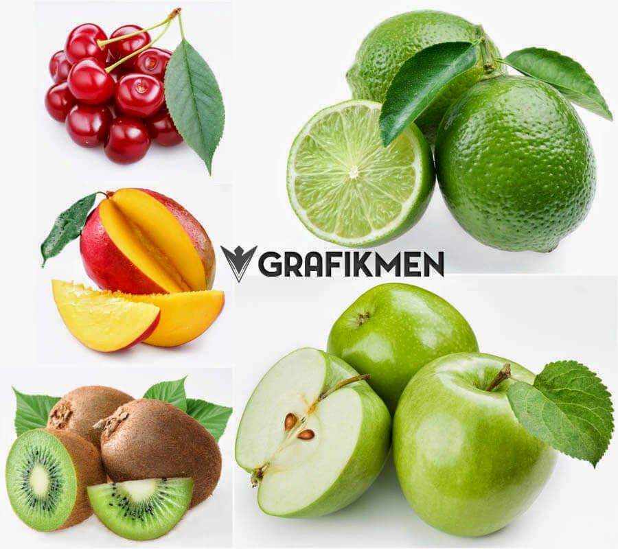 Karışık Meyve Stok Fotoğrafları