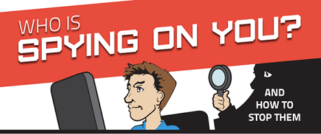 Avoid Spying and Tracking