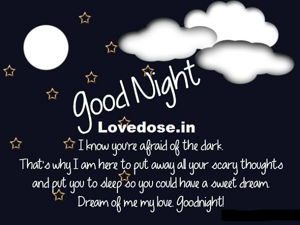 good night images for special someone love