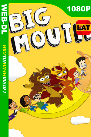 Big Mouth (Serie de TV) Temporada 2 (2018) Latino HD WEB-DL 1080P - 2018