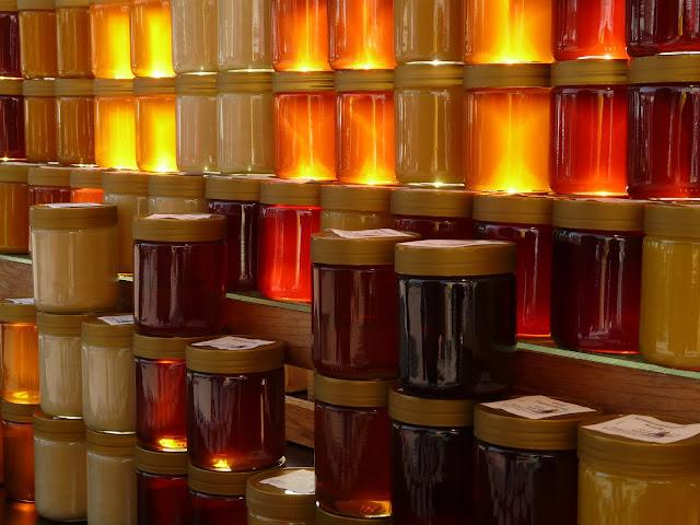 paryski miód i pszczoły