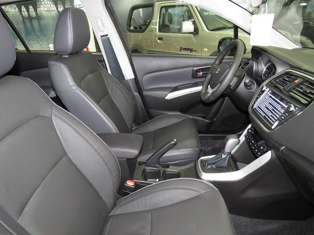Suzuki S-Cross 2017 4Style - interior