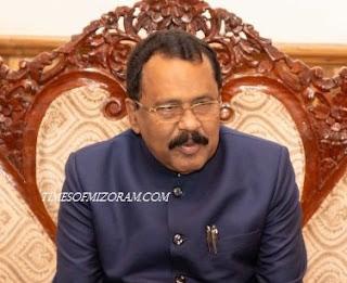 Mizoram Governor