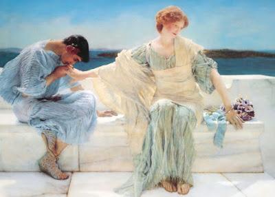 História dos perfumes - A grécia antiga