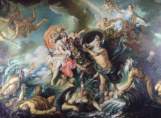Yunan Mitolojisine Giriş