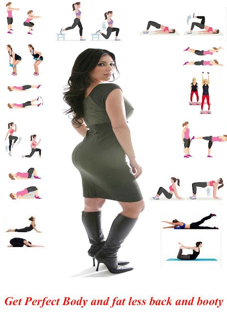 Kim Kardashian Workout Secerets 2017 Fashion And Health Spot