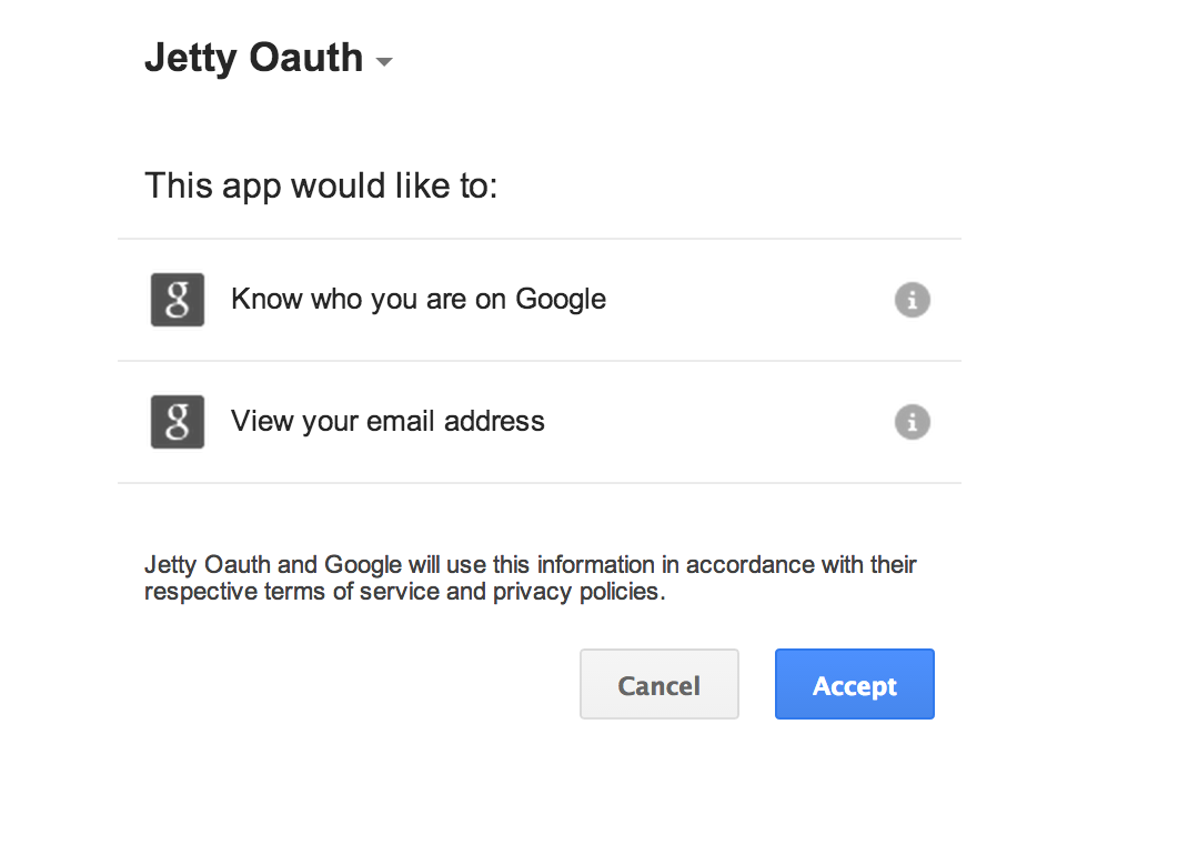 highaltitudedev: Simple Google Oauth2 with Jetty/Servlets