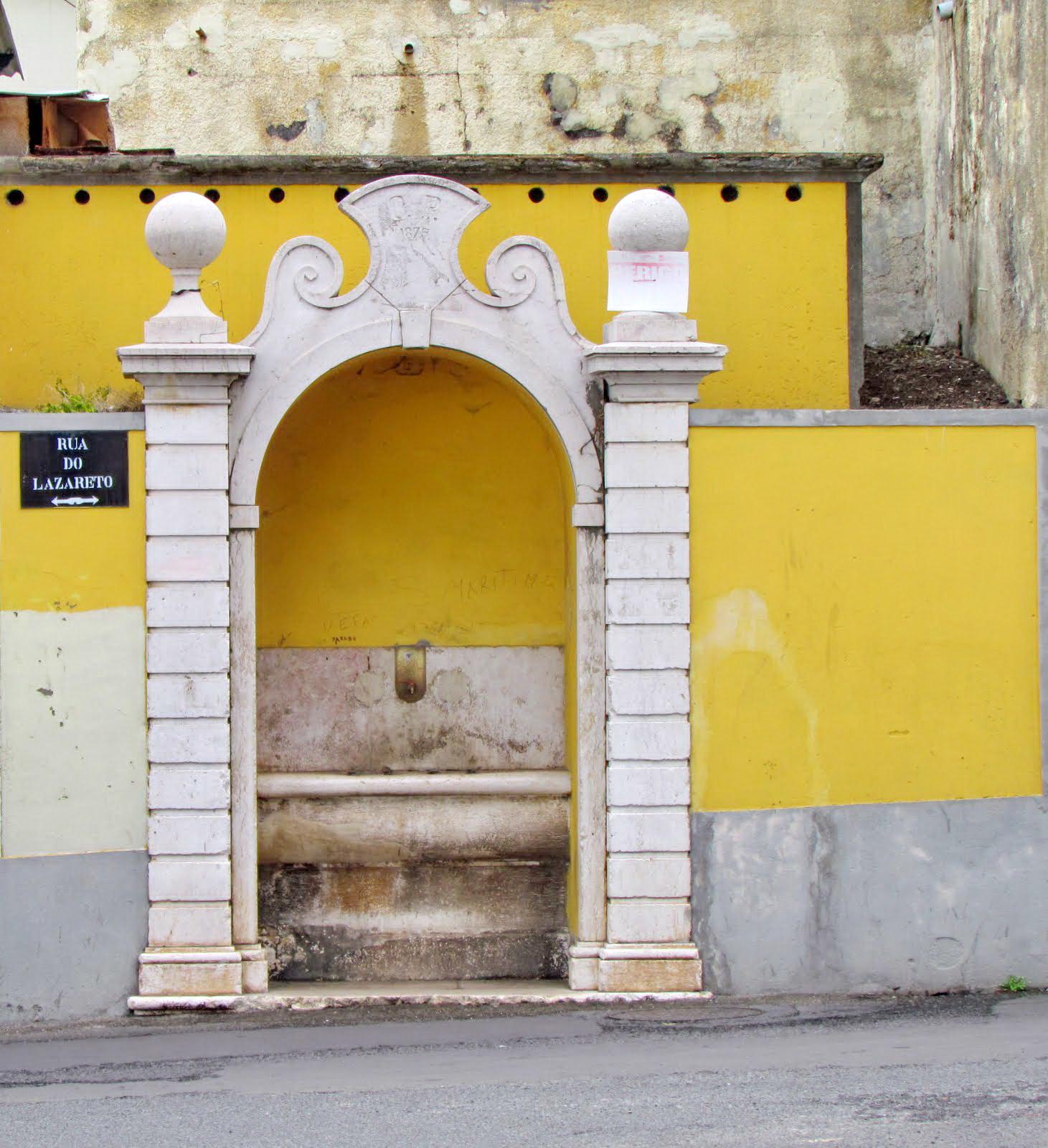 Lazareto fountain