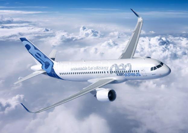 Airbus A320neo design