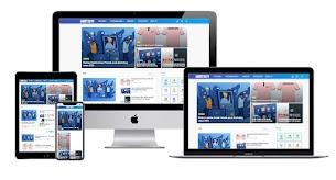 Hartomy v2 Premium Blogger Template Free Download