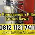 Jual Tangki Filter Air Duren Sawit Jakarta | Jual Media Filter Air dan Pemasangannya di Jabodetabek