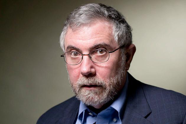 Ο Krugman απορεί πως έχουμε ακόμα δημοκρατία!