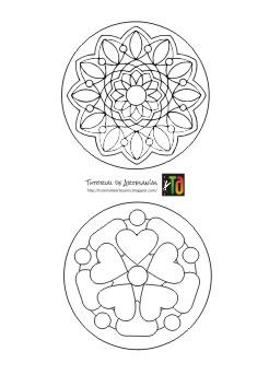 Tutorial de Artesanías: Nuevos Mandalas con CDs