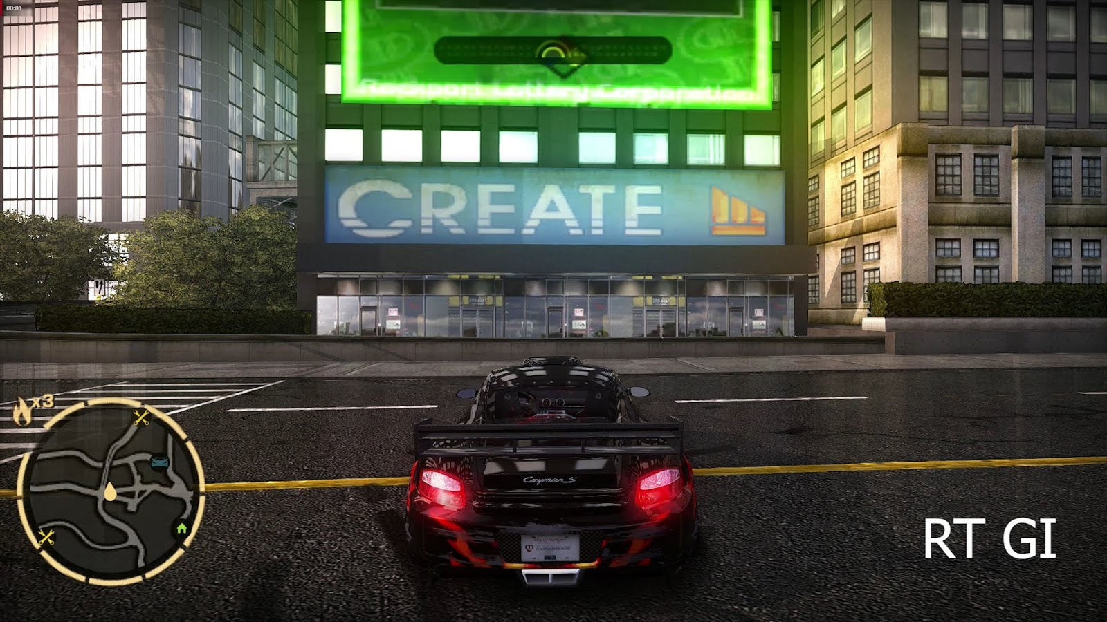 Need For Speed Most Wanted 2005 Ray Tracing Rtx Real Life Graphics Mod Download Page Ktmx