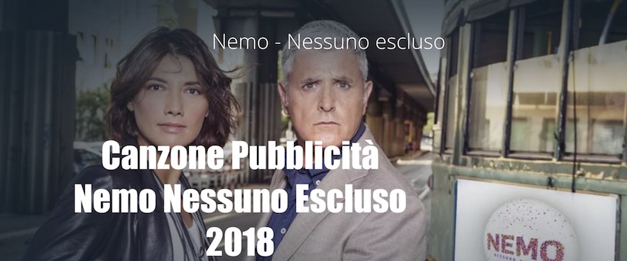 Canzone Nemo Nessuno Escluso 2018 è The Night Of