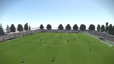 PES 2019 Stadium Raúl Conti by The_Pelado