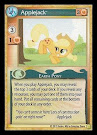 My Little Pony Applejack GenCon CCG Card