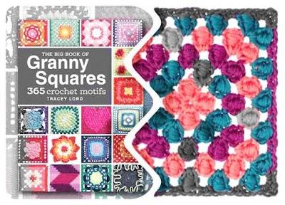 365 motivos granny Crochet. Revista