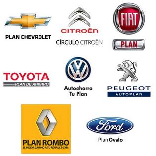 Protectora c/ FCA de Ahorro y otro (Volkswagen, Renault, Chevrolet, Peugeot) - Rechazo in limine - Cámara Federal Córdoba