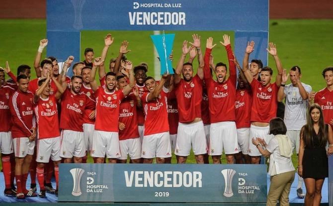 Blog Académica vs Benfica Taça Hospital da Luz