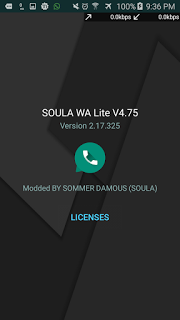 Soula WhatsApp v4.75 WhatsAppMods.in