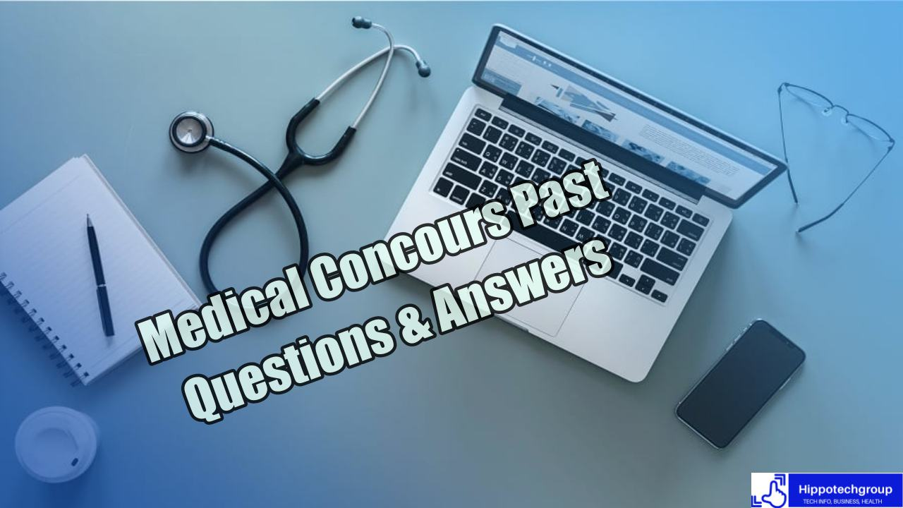 FHS Buea Medical Concours Past Questions and Answers