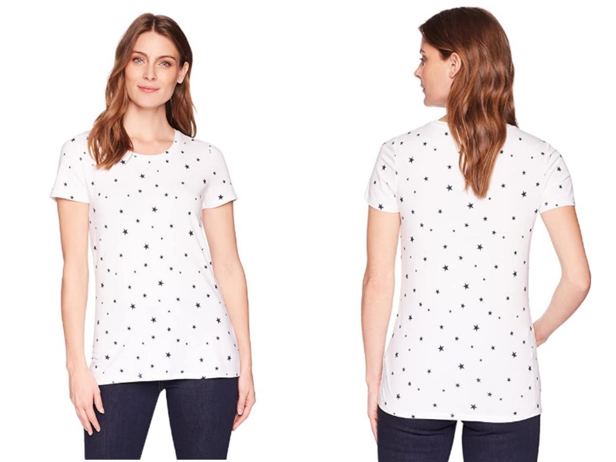 Classic-Fit Short-Sleeve Crewneck T-Shirt