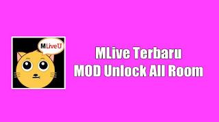 Download MLive v2.3.4.3 MOD APK Unlock Semua Room
