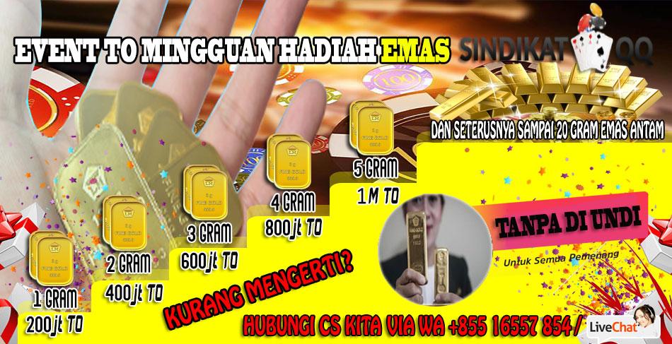 SindikatQQ Agen Poker Idn, Daftar Situs Judi Poker Deposit