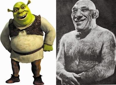 Shrek cartoon images