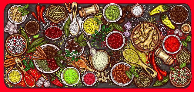 Image: Freepik.com | Spices_And_Seasonings_Market_Trends_Analysis_Forecast_2020_2025