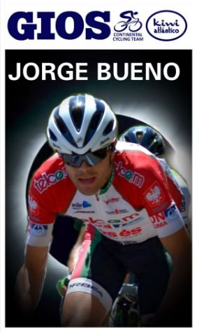 Jorge Bueno será profesional con el Gios Kiwi Atlántico