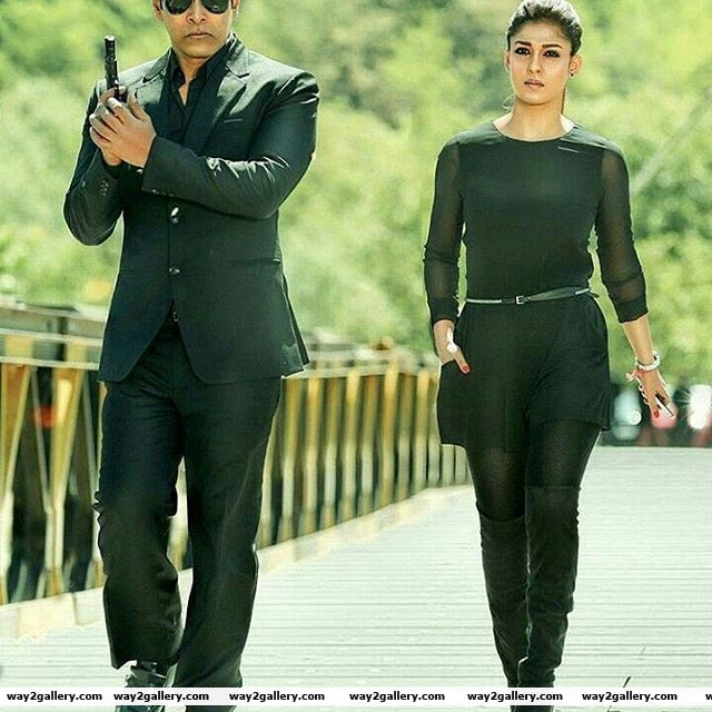 that s the lady nayanthara