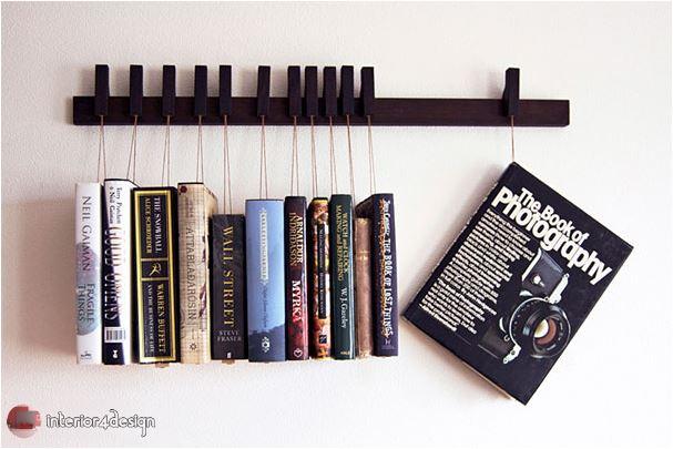70 Best Bookshelf Designs 71