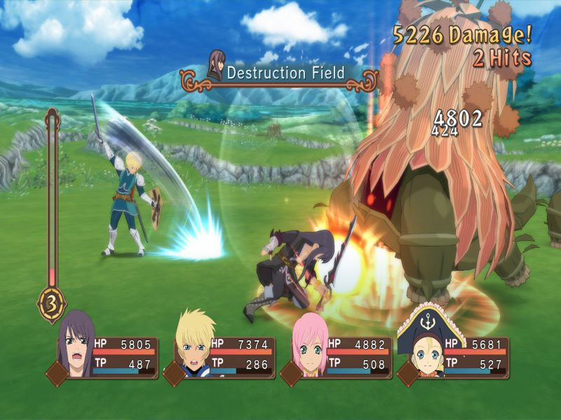 Tales of Vesperia Definitive Edition PC Game Free Download