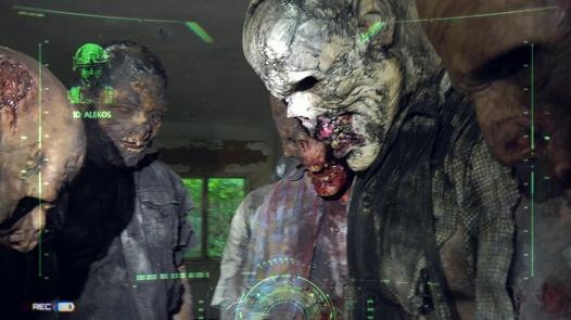 ZOMBIE-STRIKE: THE FINAL CHAPTER 2: La última belleza humana cae ante los zombis