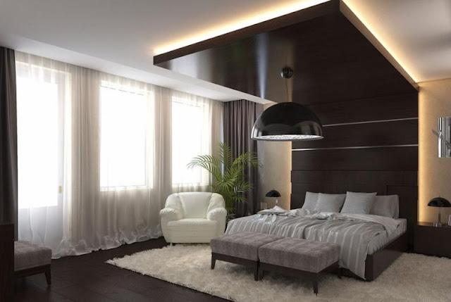 أفضل 10 طرق لجعل غرف النوم الداخلية أكثر إبداعًا