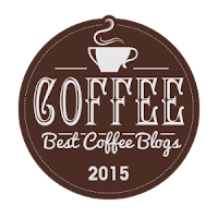 Awarded Best Coffee Blog 2015