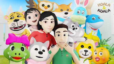 channel youtube Hoala & Koala
