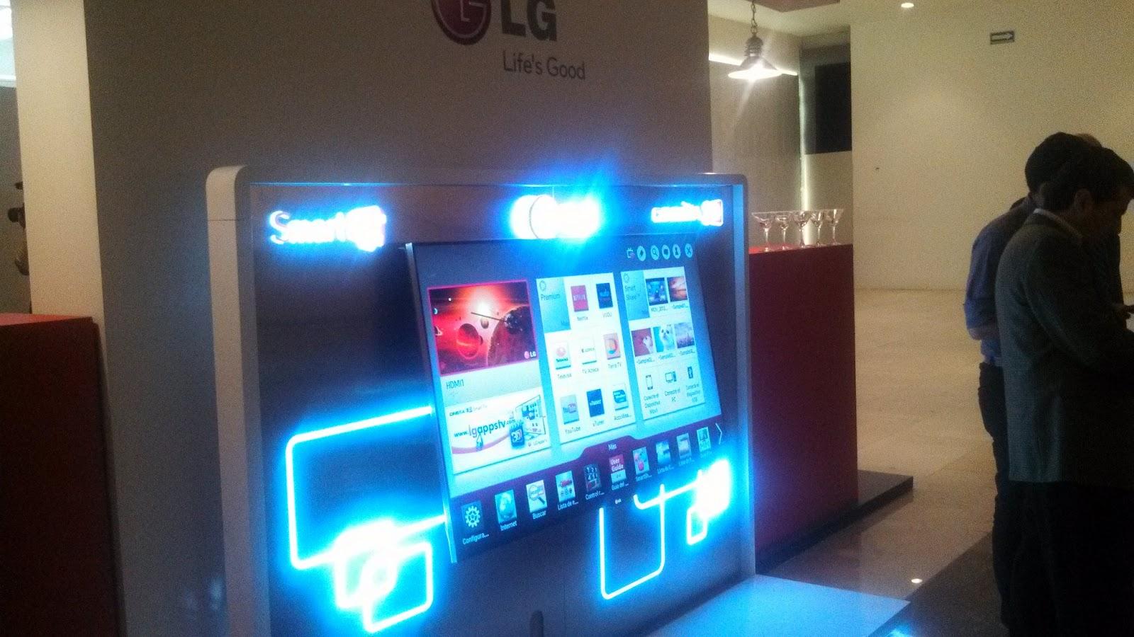 Tecnomanía  Sears y LG lanzan una nueva Smart TV e9a4c029ae