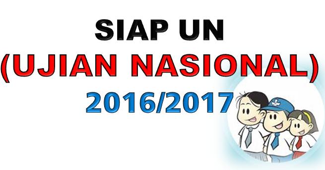 Info Lengkap Ujian Nasional Un 2017 Tingkat Sd Smp Sma Agus Blog