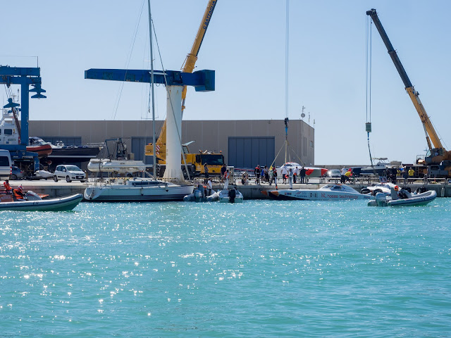 Marina di Ragusa - Campionati Offshore ©Valeriaderiso