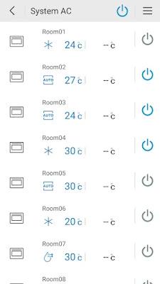 Screenshot Plug-in app System AC - Apcoid