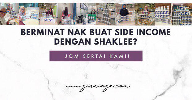 SIDE INCOME SHAKLEE