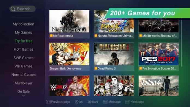 Download Gloud Games Mod APK V4.0.6 Unlimited Money & Unlocked