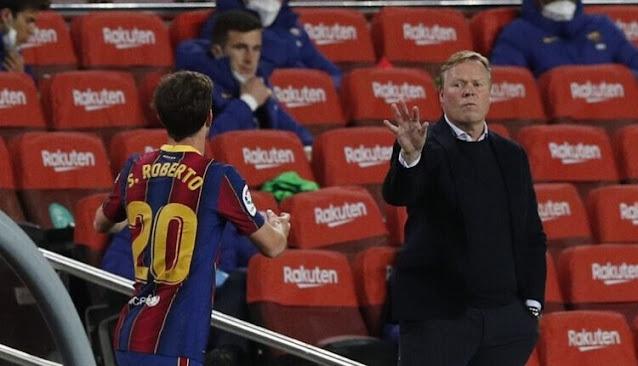 عقوبة قاسية بحق كومان.. برشلونة يتلقى ضربة موجعة